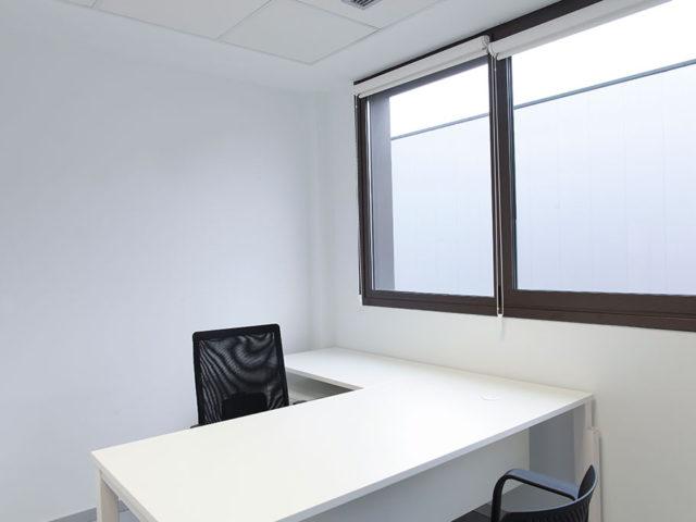 Despacho cerrado pequeño